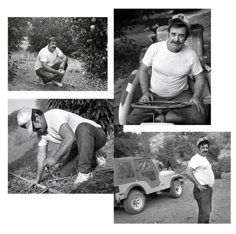 grandpa collage