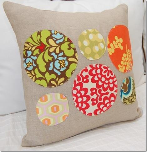pillow circle