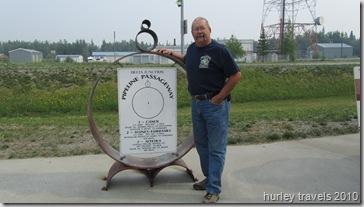 Alaska Pipeline at Delta Junction