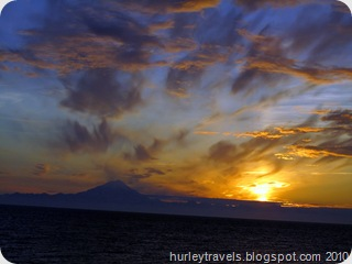 Remember when I wrote about the awesome sunset on the evening of Summer Solstice in Alaska?  It was daylight until Midnight in Ninilchuk on the Kenai Peninsula.  Further north in Alaska there is sun until around 2:00 a.m. in the summer.