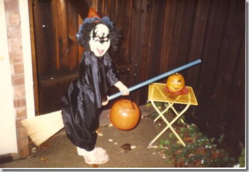 Krissy, 1985ish