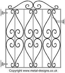 Mẫu khung cửa sổ sắt - KCS-005