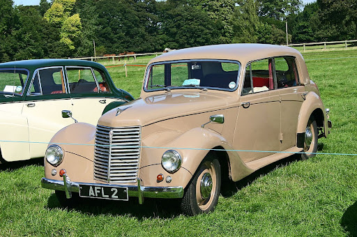 Armstrong-Siddeley Whitley 18hp. Built 1949 to 1954
