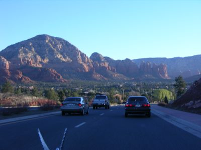 Early morning approach to Sedona.jpg
