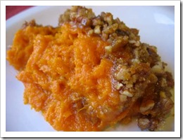 sweetpotato casserole