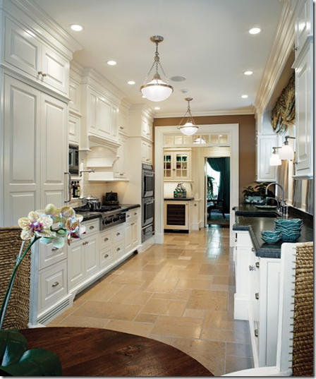 Galley Kitchen Light Fixtures: This Southern Girls Nest