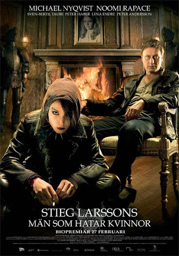 The Girl With The Dragon Tattoo [2009] DvDrip-aXXo