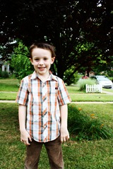 Jayden Last Day of Kindergarten2