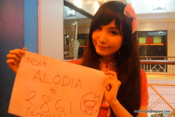Alodia Gosengfiao