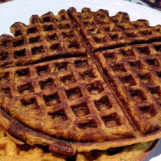Wonderful Pumpkin Waffles