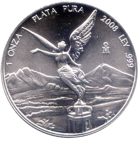 uncja srebra