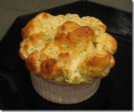 Watercress Souffle