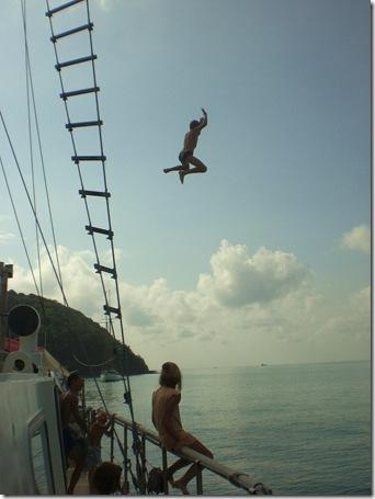 38 high dive