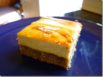 105 su's cheesecake