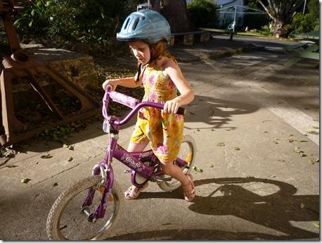 12 bike riding