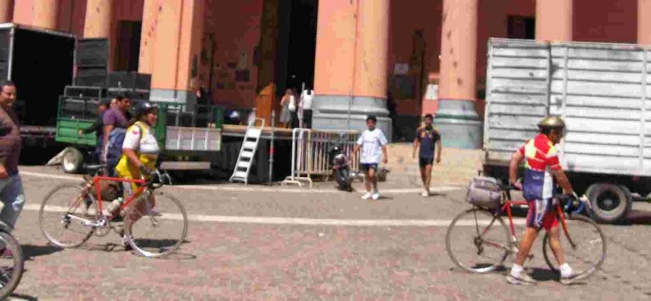 Crónicas Americanas de Ismael 2010-2011 04.peregrinos