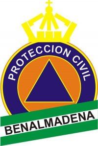 Logo Proteccion Civil Benalmadena