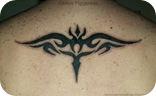 Tatuaje terminado.