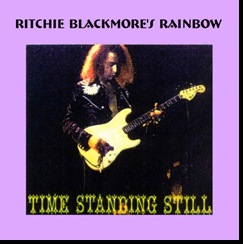 Rainbow Time Standing Still Osaka 1976 Front