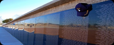 VIETNAM WAR VET'S TRAVELING WALL MEMORIAL