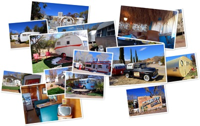View THE SHADY DELL....1950'S VINTAGE RV PARK