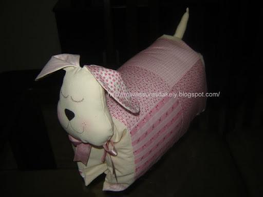 Cachorro, Travesseiro