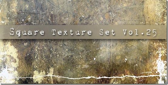 SquareTextureSetVol.25-banner