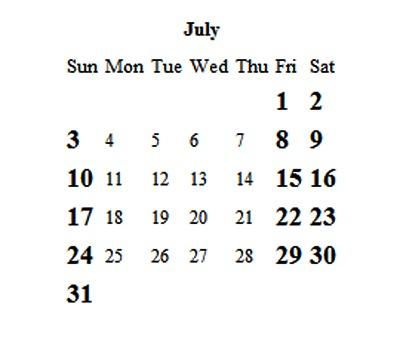 July-2011