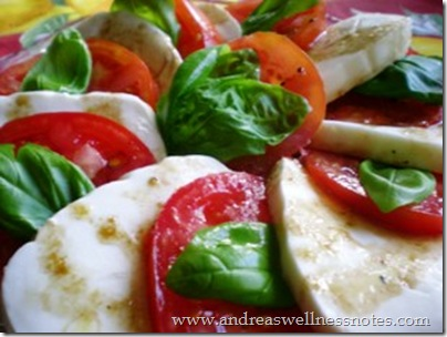 Caprese Salad 01