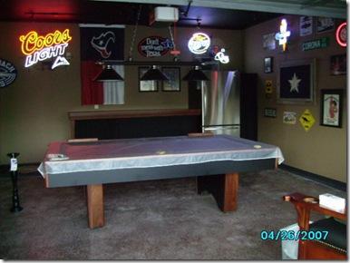 garage tan