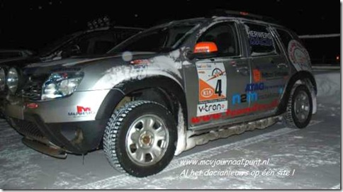 Dacia Duster Maxxis Scancovery Trail 2011 01