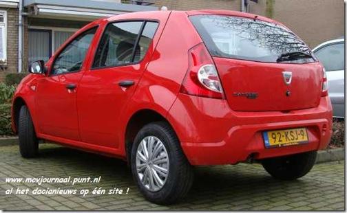 Dacia Sandero Basis Samet 09