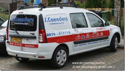 Dacia Logan MCV Aletta reclame 01
