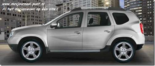 Accessoires Dacia Duster 08