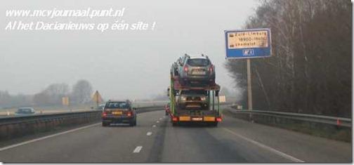 Dacia Duster op transport 05