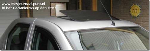 Dacia zonnedak 11