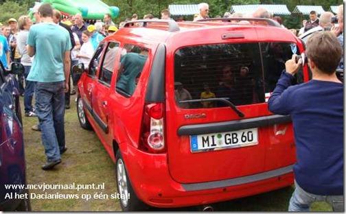 Dacia Fandag 2011 12