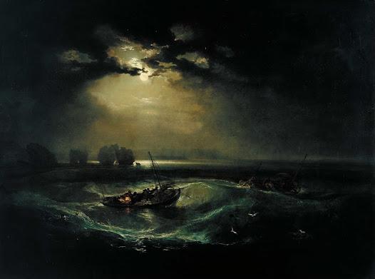 Turner Joseph, Pescatori in mare