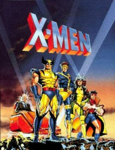 x-men animated series icon
