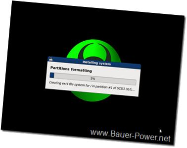 Bauer-Puntu installer