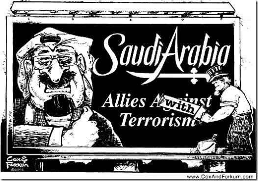 Saudi Allies of Terrorism