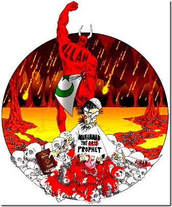 Mo last prophet and Allah-Satan
