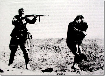 Nazi Shooting Jews