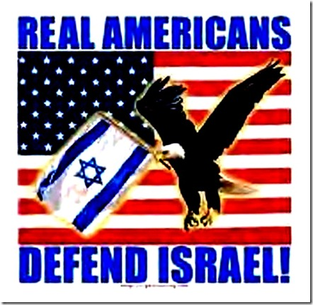 Real Americans Stand W-Israel
