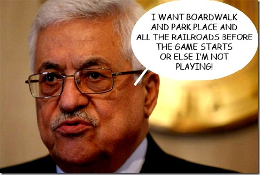 Abbas Wants it All