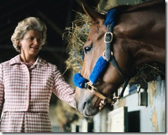 secretariat and penny