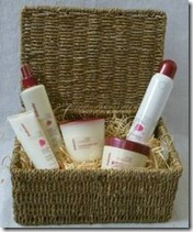 Babaria Rosa Mosqueta Body care hamper