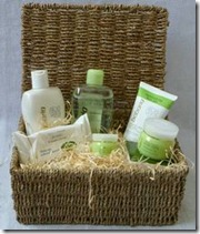 Babaria Aloe Vera Face Care hamper