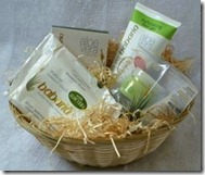 Babaria Aloe Vera Face Care Basket