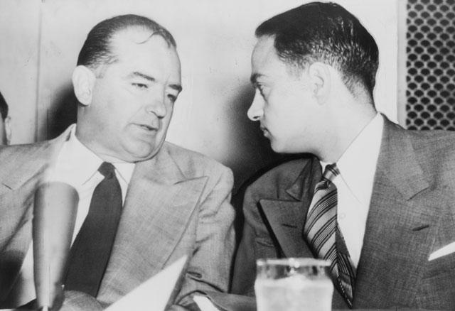 McCarthy and Cohn